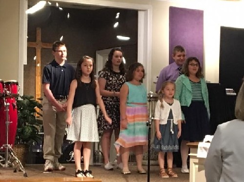 Easter 2016- Special Music by Children's Choir